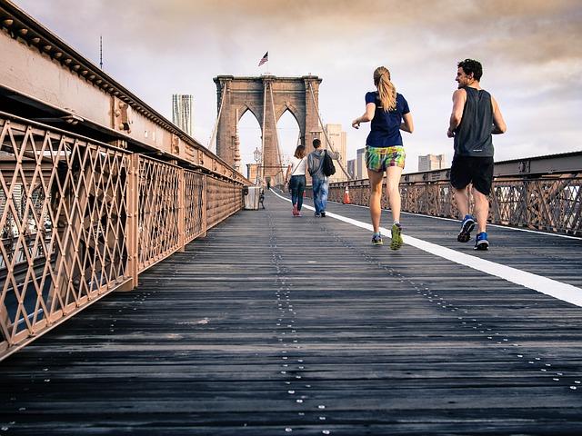 走りながら考えてみた:走る楽しさ