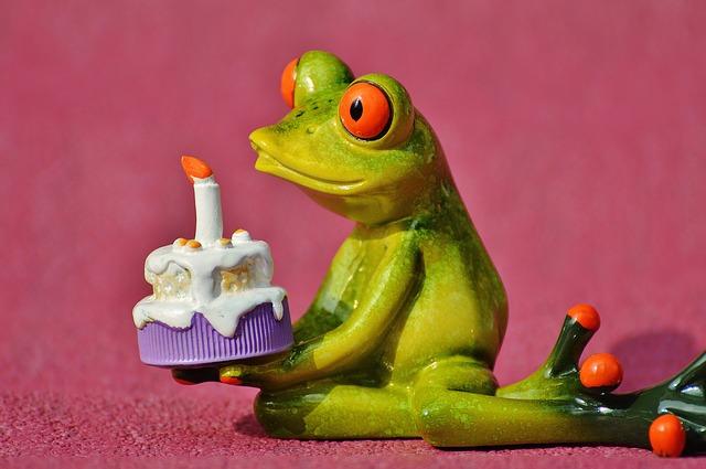 誕生日おめでとう。俺、笑